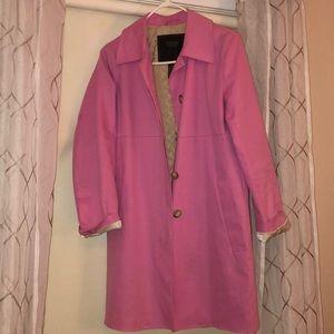 Coach Pink Jacket